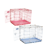 "Precision 2000 Pink ProValu2 Crate 24 x 18 x 19"" Two Door"