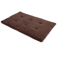 "Precision 6000 SnooZZy Mat 47 x 28"" Chocolate Baby Terry"