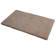 "Precision 2000 SnooZZy Mat 22.75 x 16"" Tan Baby Terry"