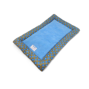 Precision 2000 Nat Sur SnooZZy Baby Bumper Bed Blue