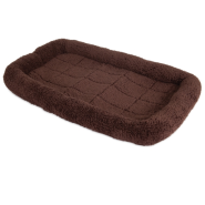"Precision 2000 SnooZZy Cozy Bumper Bed 25 x 20"" Chocolate"