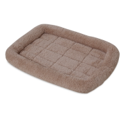 "Precision 2000 SnooZZy Cozy Bumper Bed 25 x 20"" Natural"