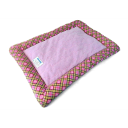 Precision 2000 Nat Sur SnooZZy Baby Bumper Bed Pink