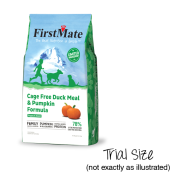 FirstMate Dog LID GF Duck & Pumpkin Trial 25/80 gm