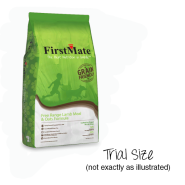 FirstMate Dog GFriendly FreeRange Lamb&Oats Trial 25/80gm