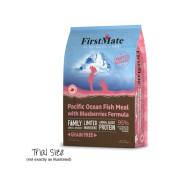 FirstMate Cat LID GF PacificOcean Fish/Bluebry Trial 25/80gm