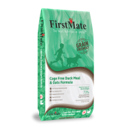 FirstMate Dog GFriendly Cage Free Duck & Oats 25 lb