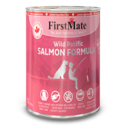FirstMate Dog LID GF Can Salmon 12/12.2 oz