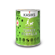 Kasiks Dog GF Cage-Free Turkey 12/12.2 oz