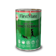 FirstMate Cat LID GF Turkey 12/12.2 oz