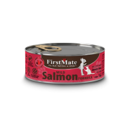 FirstMate Cat GF LID Can Salmon 24/5.5 oz