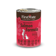 FirstMate Cat GF LID Can Salmon 12/12.2 oz