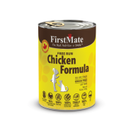 FirstMate Cat GF LID Can Chicken 12/12.2 oz