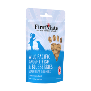FirstMate Dog Potato & Fish Healthy Treats 227 gm