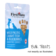 FirstMate Dog Bulk Potato & Fish Healthy Treats 10 lb