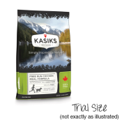 Kasiks Dog GF Free Run Chicken Trial 25/80 gm