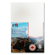 FirstMate Shelf Talker w/pricing window