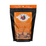 Four-Star Dog Grain Free Treats Ckn w/Carrots &Peas 8 oz