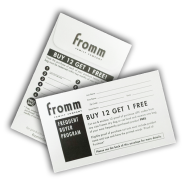 Fromm Fromm Frequent Buyer Envelopes 25 ct