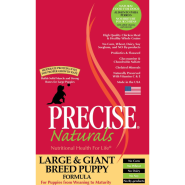 Precise Naturals Dog Large & Giant Breed Puppy 30 lb