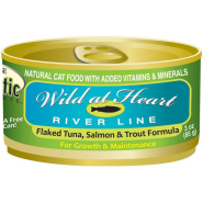 Holistic Complete Cat GF Salmon Tuna & Trout 24/3 oz