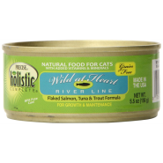 Holistic Complete Cat GF Salmon Tuna & Trout 24/5.5 oz