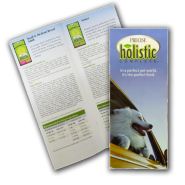 Precise Holistic Complete Product Guide Brochure