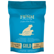 Gold Dog Large Breed Puppy 2.3 kg