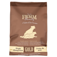 Fromm Dog Gold Weight Management 6.8 kg