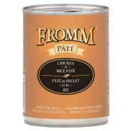 Fromm Grain Free Dog Chicken & Rice Pate 12/12.2 oz