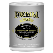 Fromm Dog Beef Chicken & Oats Pate 12/12.2 oz