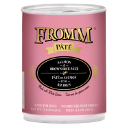 Fromm Dog Salmon & Rice Pate 12/12.2 oz