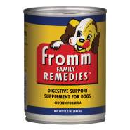 Fromm Dog Digestive Support Supplement Chicken 12/12.2 oz