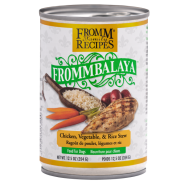 Fromm Dog Frommbalaya Chicken Veg & Rice Stew 12/12.5 oz