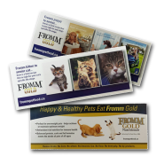 Fromm Gold Shelf Talkers