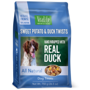 VitaLife Sweet Potato & Duck Twists 750 g