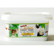 Bold Raw Cat Turkey 2 lb