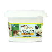 Bold Raw Cat Rabbit 1 lb