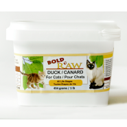Bold Raw Cat Duck 1 lb