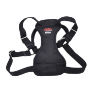 "Easy Rider Adj Car Harness 20-30"" Black Medium"
