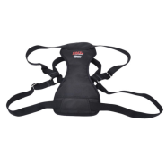 "Easy Rider Adj Car Harness 26-43"" Black XLarge"