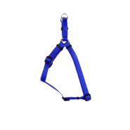 "Comfort Wrap Adj Nyl Harness 3/8""x12-18"" Blue"