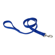 Double-Ply Nylon Leash Blue 6