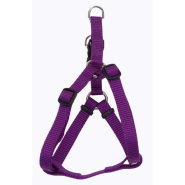 "Comfort Wrap Adj Nyl Harness 1x26-38"" Purple"