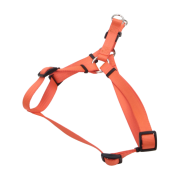 "Comfort Wrap Adj Nyl Harness 1x26-38"" Safety Orange Large"