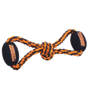 "Harley-Davidson 13"" Plush Ball Rope Tug"