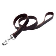 "CircleT Latigo Leather Leash 1""x4"