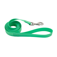 "Pro Waterproof Leash Lime 1""x6"