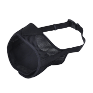 Best Fit Adjustable Comfort Muzzle XLarge Black