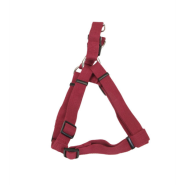 "New Earth Soy Comfort Wrap Adj Harness 1x26-38"" Cranbrry"